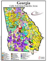 Map Of Atlanta Ga Area by Gca