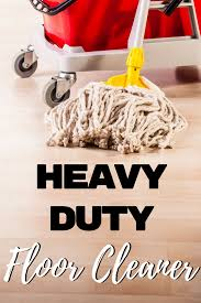 heavy duty floor cleaner diy simple and seasonal