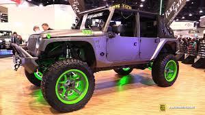 purple jeep cj 2016 jeep wrangler customized by race sport lighting exterior