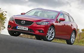 mazda 6 review mazda 6 estate review 2012 parkers