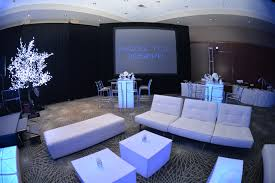 Simple Black And White Lounge Pics White Lounge Furniture From Kool Party Rentals And Black Draping