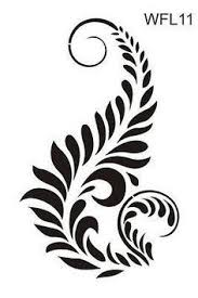 silhouette stencil designs custom patterns and stencils for