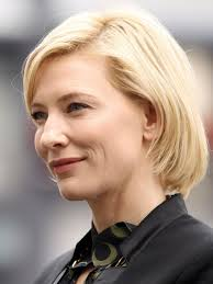 cate blanchett short bob hairstyle for women over 40s hairstyles