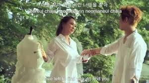 wedding dress eng sub mr mr waiting for you mv subs hangul romanization