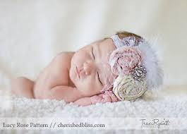 how to make baby headband vintage inspired baby headband tutorial cherished bliss