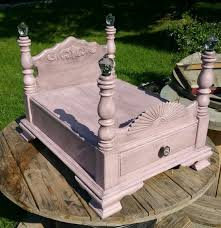 dog beds made out of end tables dog bed made from an old end table check us out at www facebook com
