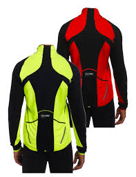 Men U0027s Cycling Jackets Waterproof Windproof Reflective Windbreakers
