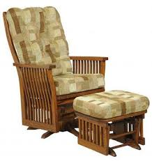 Living Room Chair With Ottoman Kansas City Area Amish Furniture Living Room Furniture Tagged