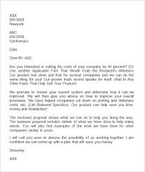 Business Letter Offer sle business offer letter sle business letters bunch
