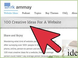 how to design a website template 7 steps with pictures