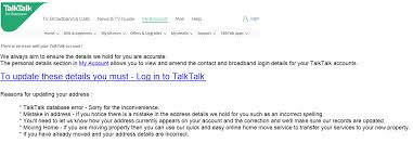 Talktalk Help Desk Telephone Number Talktalk Help