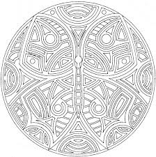 mandala coloring pages for adults free coloring home