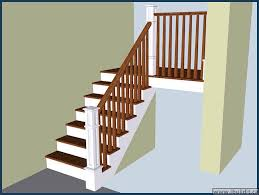 Banister On Stairs How To Redo Old Stairs And Building A New Railing