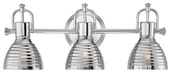 Chrome Bathroom Light Fixtures Delighted Chrome Vanity Light Fixture Pictures Inspiration