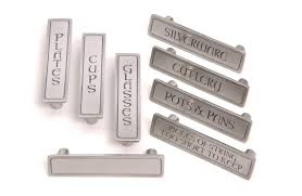 Kitchen Cabinet Labels by Cabinet Knobs Keep Up With Notting Hill Hardware