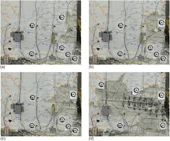 seismic behavior of a modern concrete coupled wall journal of