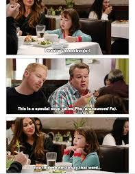 Modern Family Memes - lilly is so funny funny things pinterest modern family modern