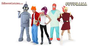 Futurama Halloween Costumes Futurama Good Futurama Costumes