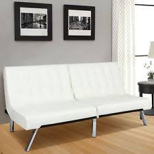 contemporary futon sofa bed modern futon ebay