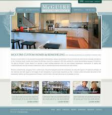 home remodeling website design the design group web design charleston sc mcguire custom homes