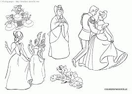 prince charming coloring pages photo 2 snow white with prince