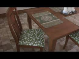 dollar store dollarama diy kitchen seats cover spill proof chair