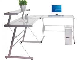 White Office Desk Uk by Furniture 62 Sweet Glass Office Desk Modern Home Office
