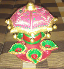 decorating diwali diyas oil lamps at home u2013 amita is here