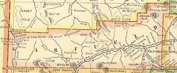 Colorado On The Map by Colorado Maps Us Digital Map Library Colorado Atlas 1920 Page