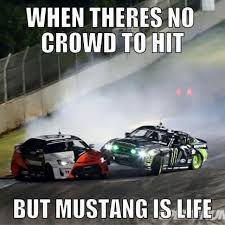 Slammed Car Memes - 30 hilarious mustang memes about their constant crashes