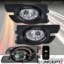 2001 honda accord fog lights 2001 2002 honda accord 4dr sedan fog lights kit w harness