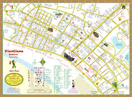 Map Of Laos Thailand And Laos Journey Maps