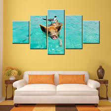 Artwork For Home Decor Compare Prices On Pig Wall Art Online Shopping Buy Low Price Pig