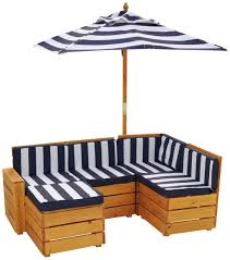 Patio Furniture Sectionals - amazon com kidkraft sectional outdoor furniture toys u0026 games