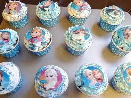disney frozen inspired vanilla cupcakes recipe snapguide