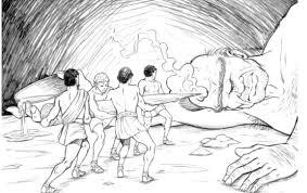 Blind Prophet In The Odyssey Hero Project Odysseus By Arc Changsila On Prezi