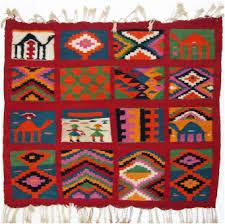 Tunisian Rug Gafsa Rugs Trish Hodge Textiles