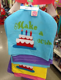birthday chair cover felt make a wish chair cover 1 al