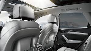 Audi Q5 Inside 2018 Audi Q5 Interior Features Butler Audi South Atlanta