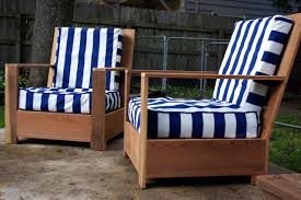 Diy Outdoor Lounge Furniture Ana White Bristol Lounge Chairs And Love Seat Diy Projects