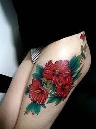 butterfly thigh for females photos pictures and sketches