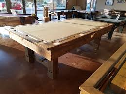 Dining Table And Pool Combination by Pool Table Dining U0026 Poker Top