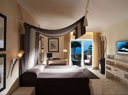 Classy And Sophisticated Bedroom Hotel Design Home Interior - Sophisticated bedroom designs