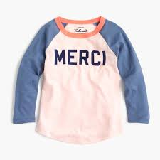 girls u0027 collectible t shirts j crew