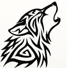best 25 tatuaje lobo tribal ideas on pinterest lobo tribal
