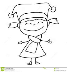 hand drawing cartoon happy kids stock photography image 33593532