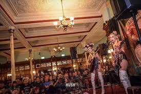 hush words live review rebellion festival