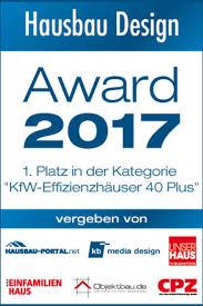 Hausbau Preise Preise Und Auszeichnungen Kern Haus