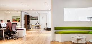 Office Space Design Ideas Employing Striking Details To Shape A Creative Office Space Design