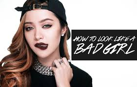 Badass Hairstyles For Girls by How To Look Like A Bad Youtube